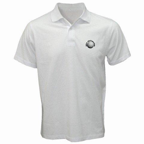 Custom Golf Polo Shirt Medium Customize Personalize Business Logo