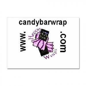 Custom Sticker Rectangular 100 pack Customize Promotional Item Personalize It