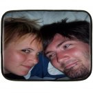 Custom Polar Fleece Lap Blanket Photo or Company Logo Client Gift