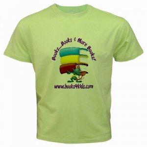 Custom Kiwi Green T-Shirt 2XL 2XLarge Customize Personalize Business Logo #CT