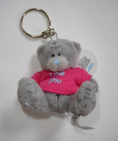 Me To You bear (pink)