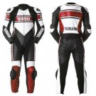 Yamaha Leather Motorbike Racing Suit With Protection