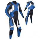 Leather Motorbike Racing Suit With Protection