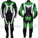 Custom made Leather Motorbike Racing Suit