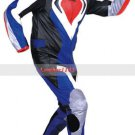 Custom made Leather Motorbike Racing Suit With Protection