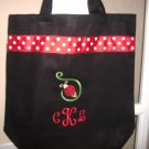 Personalized tote bag