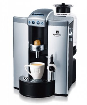 Factory Reconditioned Nespresso Romeo E350 Espresso Coffee Latte Machine