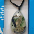 Necklace- Sea Horse Glow in the Dark