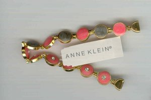 Free Shipping: Anne Klein Reversable Orange Bracelet  FREE SHIPPING