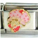Free Shipping: Strawberry Shortcake Enamel Italian 9mm Charm