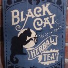 Primitive witch signs Black Cat Herbal Tea cats witches Halloween witches witchcraft