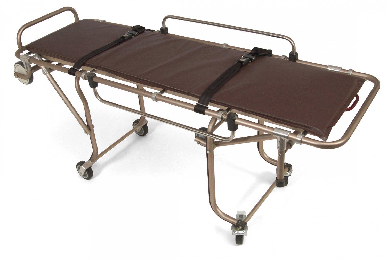 900-lb Oversize Multi-Level Sgl Person Mortuary Cot (No Rails)