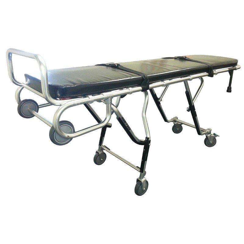 500-lb Multi-Level Sgl Person Mortuary Cot