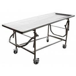 Multi-Level Embalming Table (900-lbs Capacity  /  1-Year Warranty)