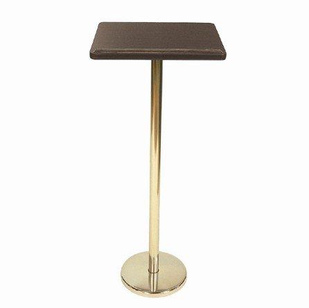 Single-Leg Register Stand