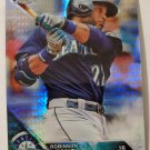 Robinson Cano 2016 Topps Chrome Prism Refractor Insert Card