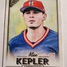 Max Kepler 2018 Topps Gallery SP Base Card