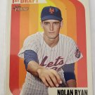 Nolan Ryan 2014 Topps Heritage First Draft Insert Card