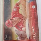 Mike Trout 2015 Topps Base Card