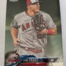 Mike Trout 2018 Topps Chrome Update Base Card