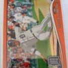 Victor Martinez 2014 Topps Chrome Orange Refractor Insert Card