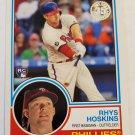 Rhys Hoskins 2018 Topps '83 Rookies Insert Card