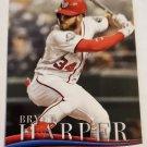 Bryce Harper 2018 Topps Update Harper Highlights Insert Card BH20
