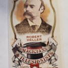 Robert Heller 2017 Allen & Ginter Mini Magicians And Illusionist Insert Card