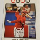 Joey Votto 2010 Topps Cards Your Mom Threw Out Insert Card