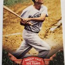 Ted Williams 2016 Topps 100 Years Of Wrigley Field Insert Card