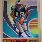 DJ Moore 2018 Playoff Rookie Wave Insert Card
