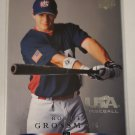 Robbie Grossman 2008 Upper Deck USA Junior National Team Rookie Card