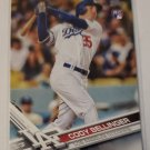 Cody Bellinger 2017 Topps Update Rookie Card