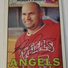 Albert Pujols 2016 Topps Heritage SP Base Card