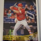Mike Trout 2018 Donrus Retro Base Card