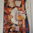 Mike Trout 2014 Topps Base Card
