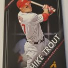 Mike Trout 2013 Pinnacle Base Card