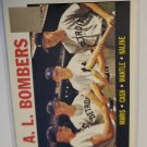 Mickey Mantle, Roger Maris, Al Kaline, & Norm Cash 2012 Topps Mantle 1964 Insert Card