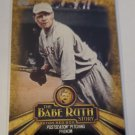 Babe Ruth 2015 Topps The Babe Ruth Story Insert Card BR4