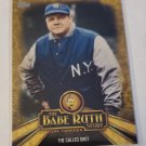Babe Ruth 2015 Topps The Babe Ruth Story Insert Card BR9