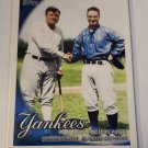 Babe Ruth & Lou Gehrig 2010 Topps Base Card