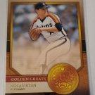 Nolan Ryan 2012 Topps Golden Greats Insert Card