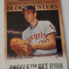 Nolan Ryan 2012 Topps Update Blockbusters Insert Card