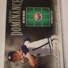 Nolan Ryan 2012 Topps Mound Dominance Insert Card