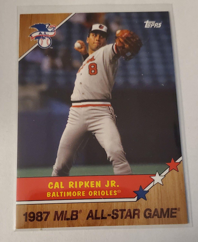 Cal Ripken 2017 Topps On Demand MLB All Star Game Insert Card