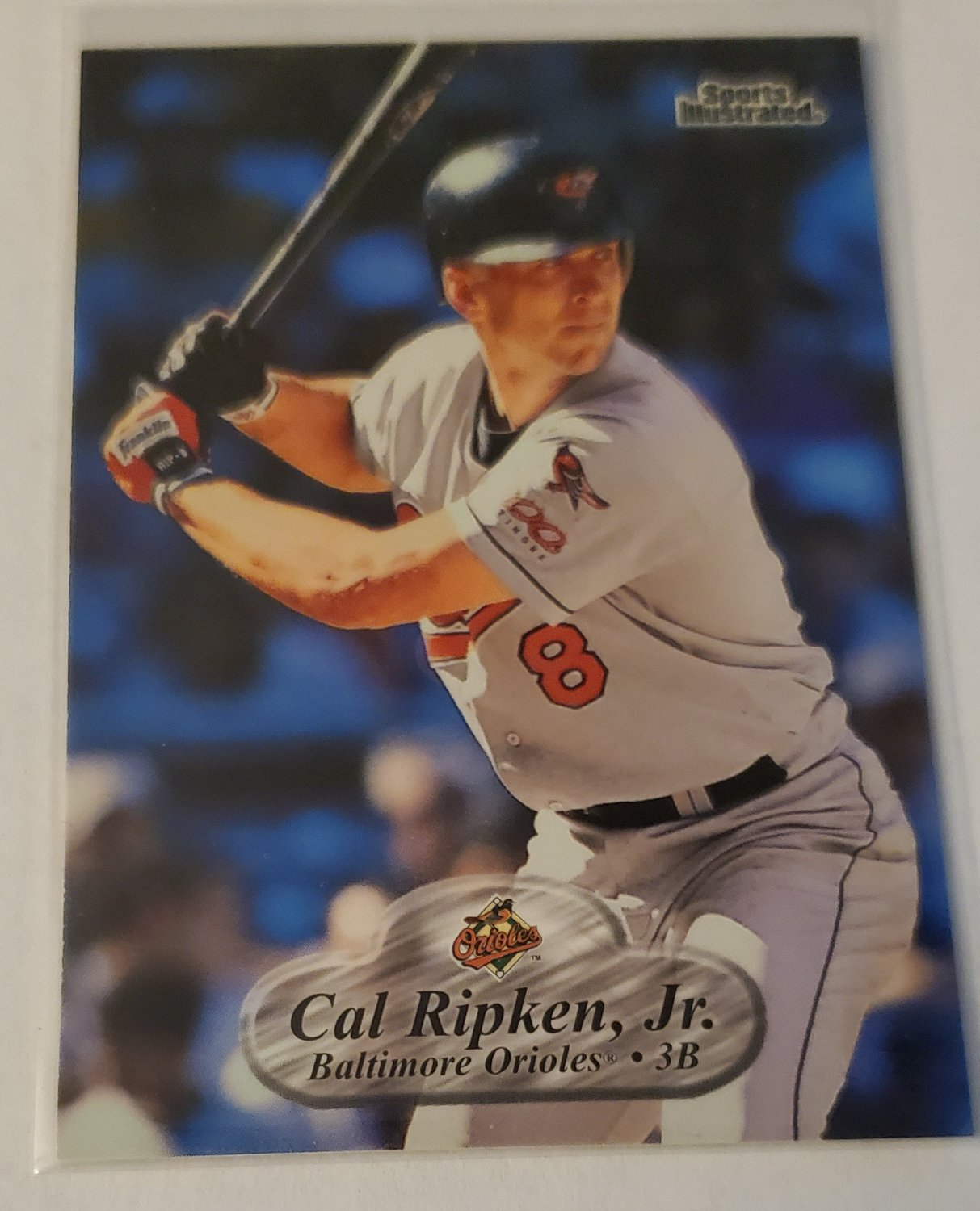 Cal Ripken 1998 Sports Illustrated Base Card