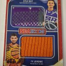 Kyle Guy & Ty Jerome 2019-20 NBA Hoops Dual Rookie Sweaters Relic Card