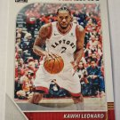 Kawhi Leonard 2019-20 NBA Hoops Winter Base Card