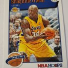 Shaquille O'Neal 2019-20 NBA Hoops Winter Base Card