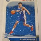 Matisse Thybulle 2019-20 NBA Hoops Winter Rookie Card